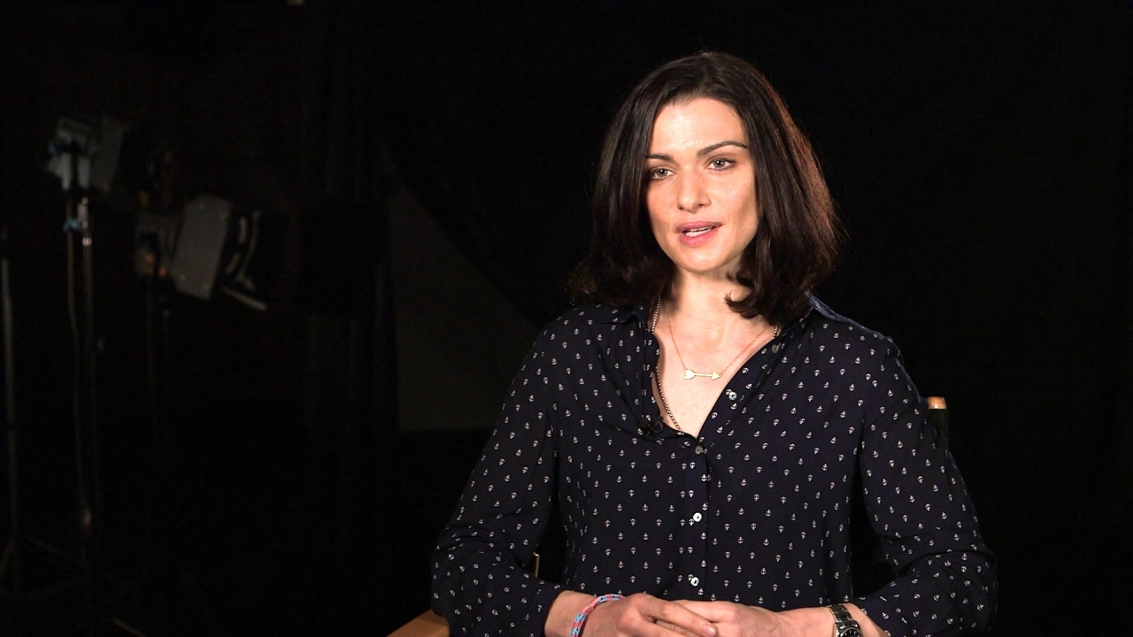The Light Between Oceans: Rachel Weisz On The Story Being About Good People