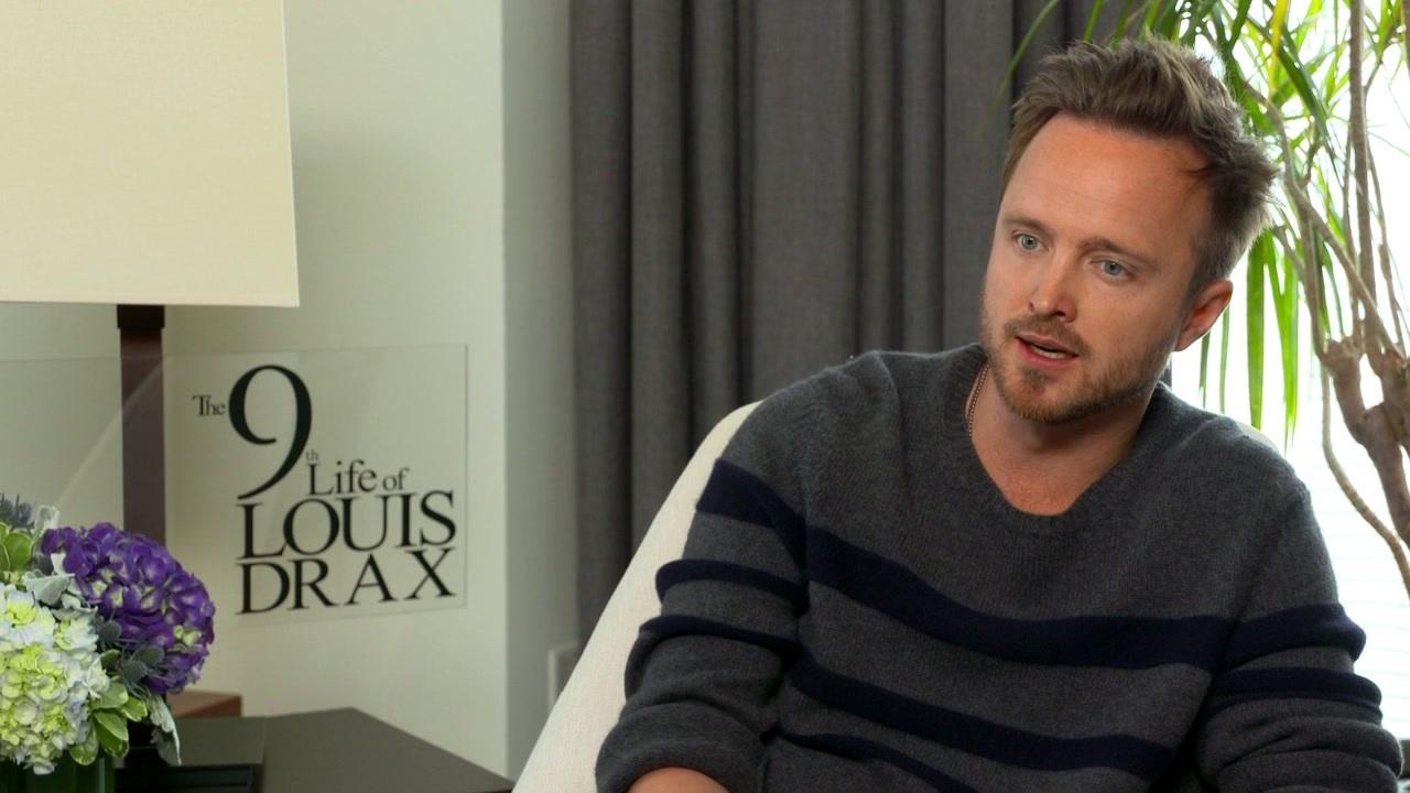 The 9th Life Of Louis Drax: Aaron Paul