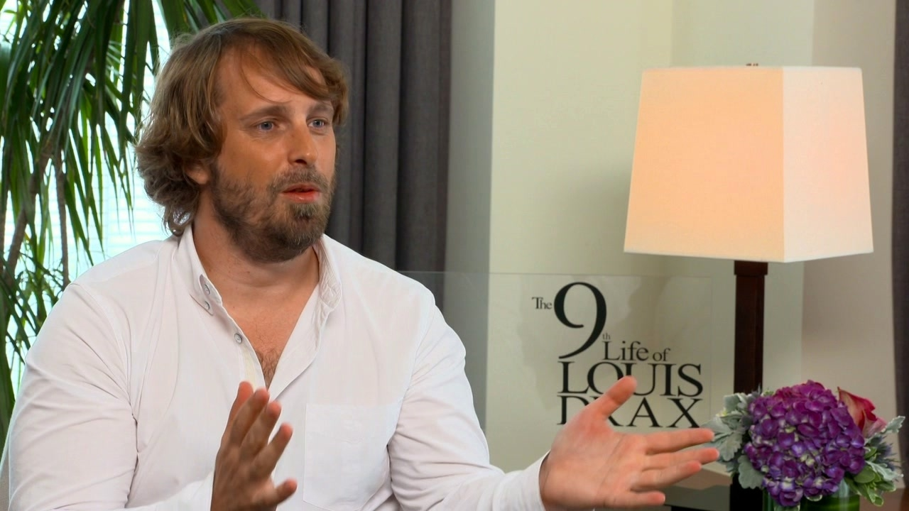 The 9th Life Of Louis Drax: Alexandre Aja