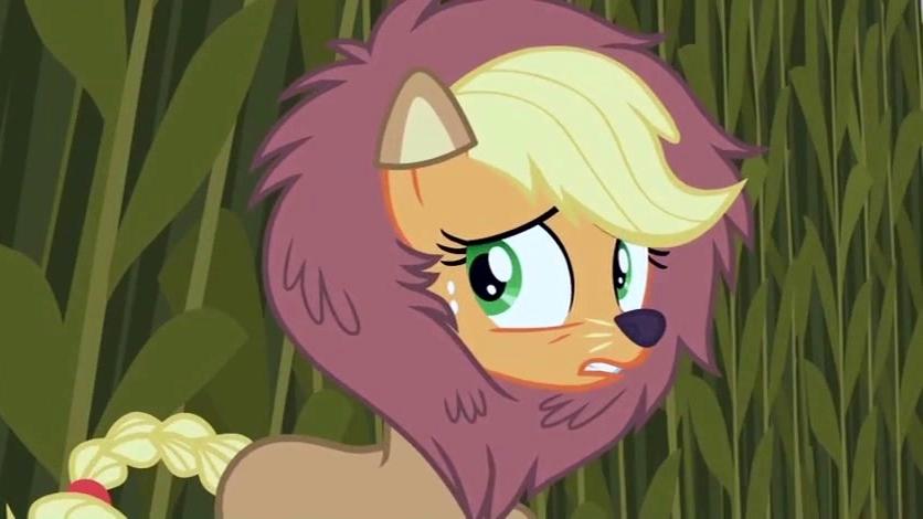 My Little Pony: Friendship Is Magic: The Haunted Corn Maze