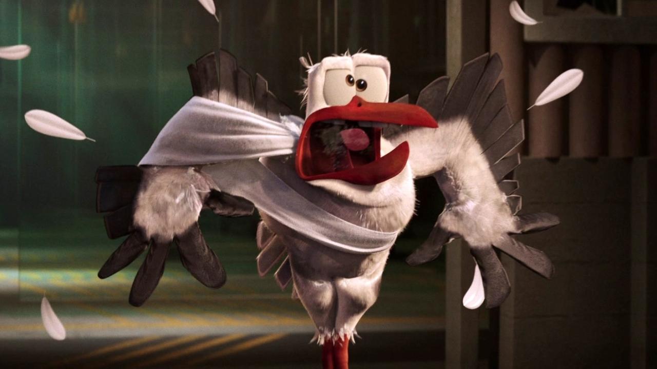 Storks: Glass!