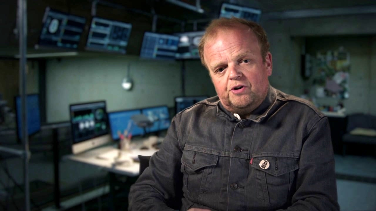 Morgan: Toby Jones On His Character