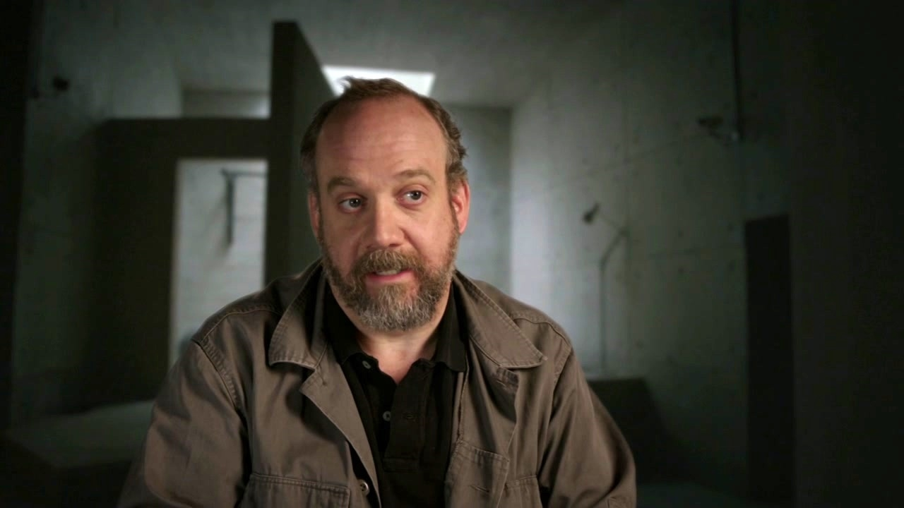 Morgan: Paul Giamatti On His Knowledge About Science Fiction