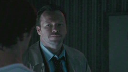 Dead Silence Scene: Jaimie Talks To Detective Lipton