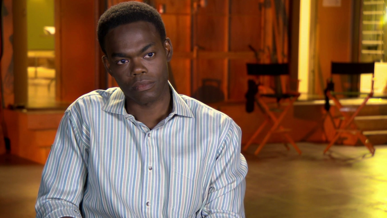 The Good Place: William Jackson Harper On His Character