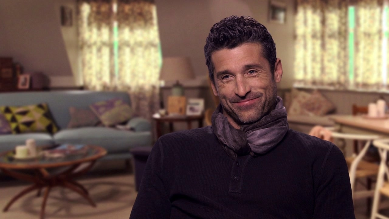 Bridget Jones's Baby: Patrick Dempsey On His Character