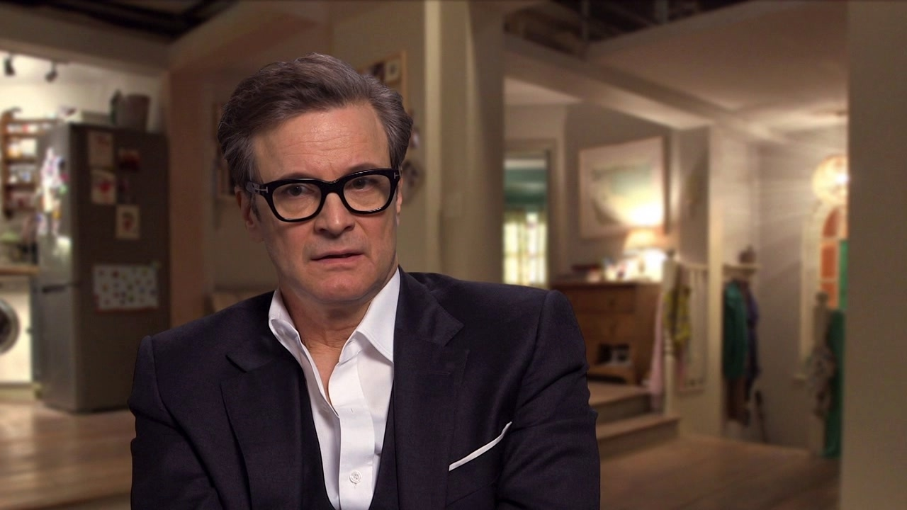 Bridget Jones's Baby: Colin Firth On Where We Find Mark At The Beginning Of The Film
