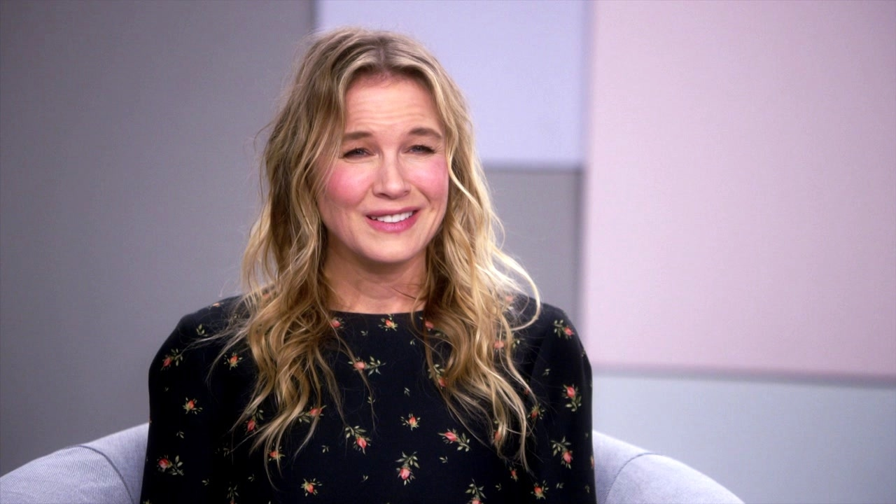 Bridget Jones's Baby: Renee Zellweger On Bridget