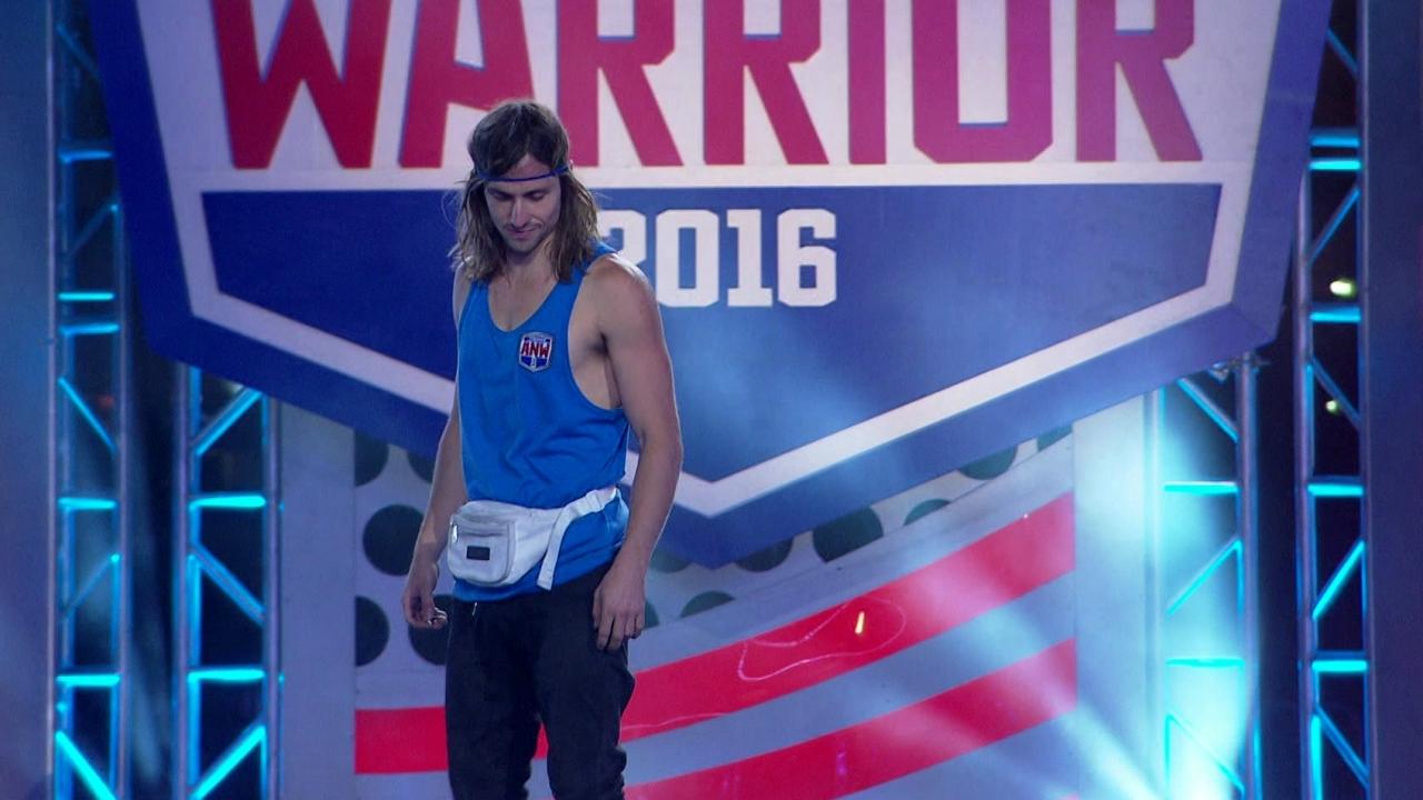 American Ninja Warrior: Jake Murray Run