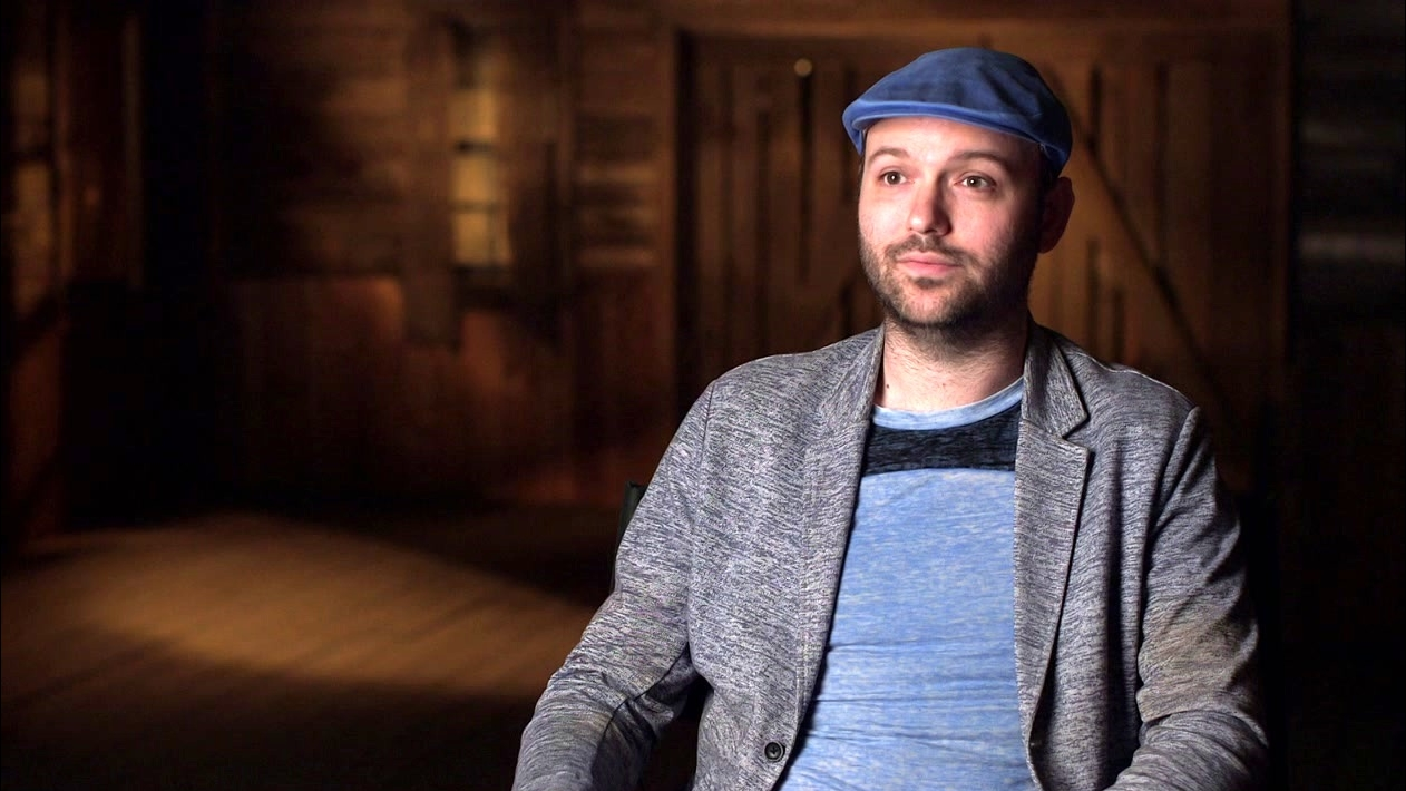 Blair Witch: Keith Calder On Reading The Script
