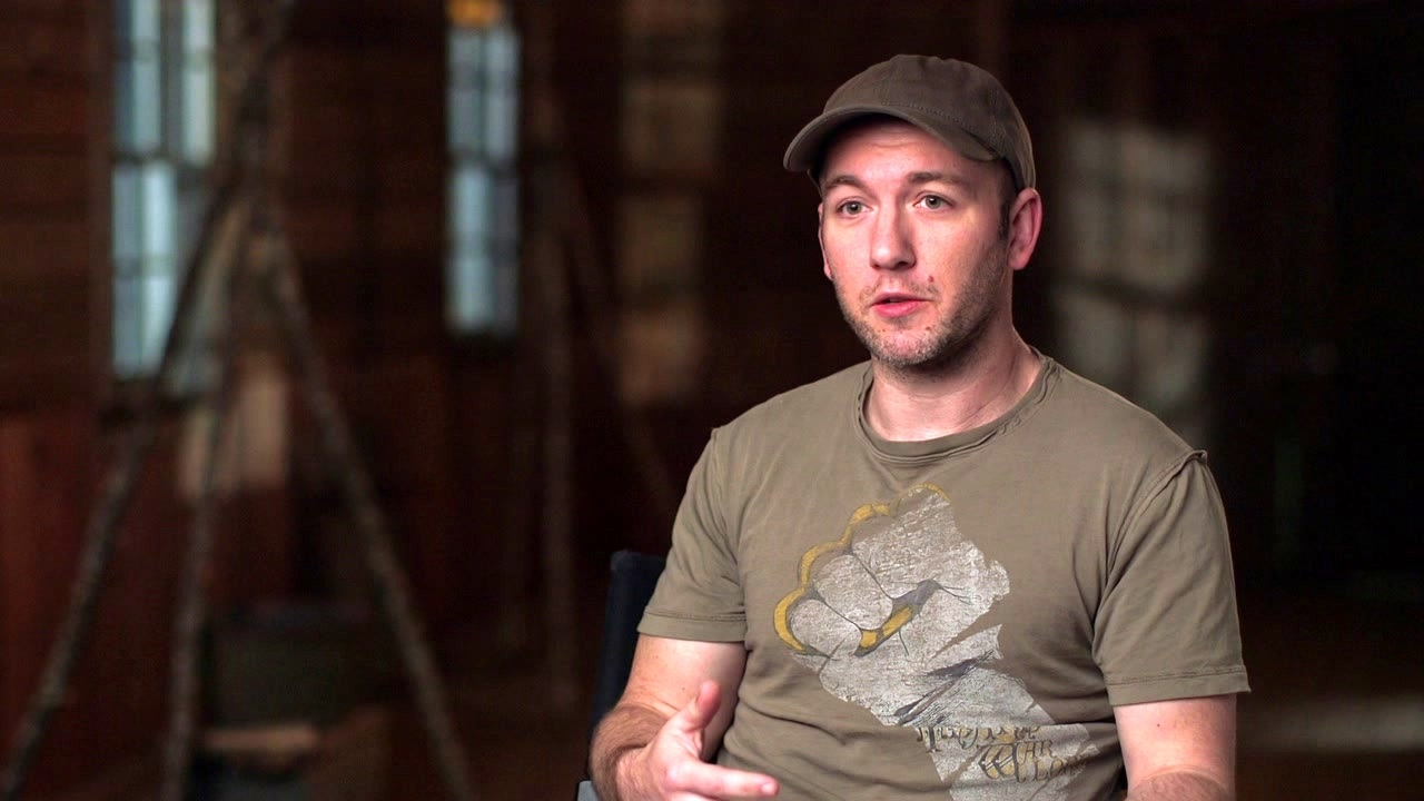 Blair Witch: Simon Barrett On The Approach To This Film