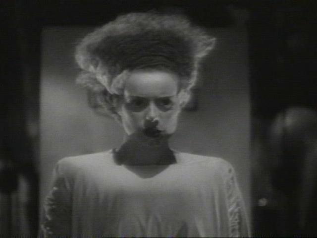 The Bride Of Frankenstein: Friend?