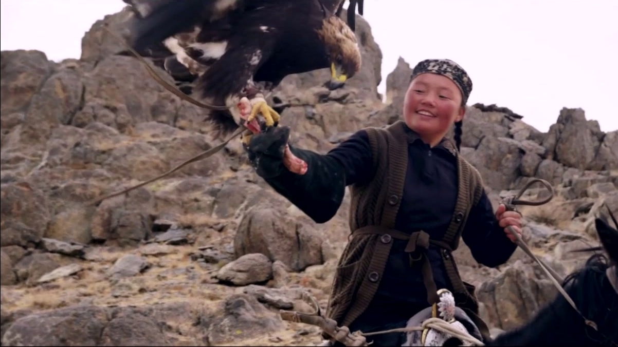 The Eagle Huntress: Most Important Event (US)