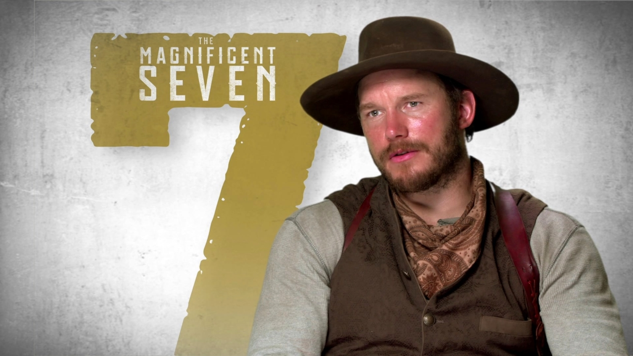 The Magnificent Seven: Chris Pratt On His Character