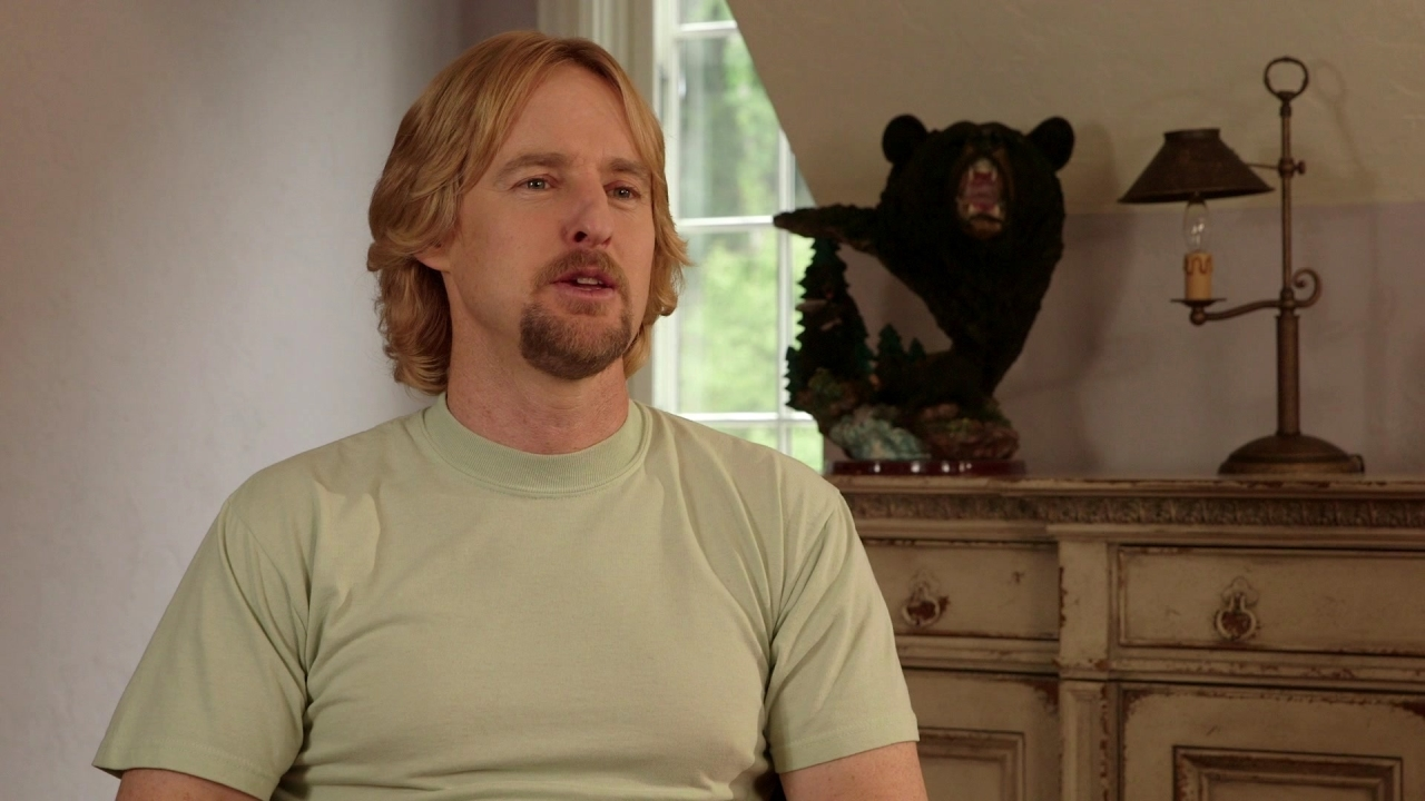 Masterminds: Owen Wilson On How He Describes This Movie To His Friends