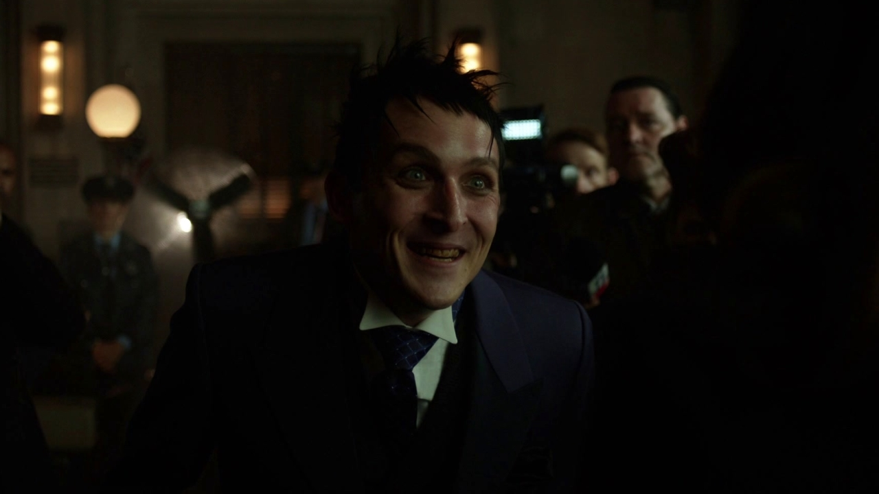 Gotham: Mad City: Better To Reign In Hell