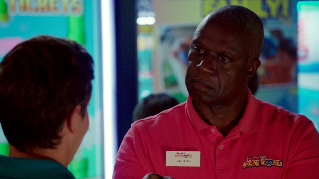 Brooklyn Nine-Nine: I'd Like To Be Assistant Manager