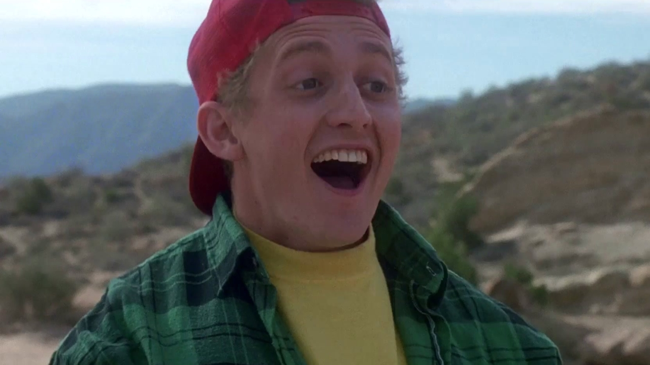 Bill And Ted's Bogus Journey: The Evil Metal Robots