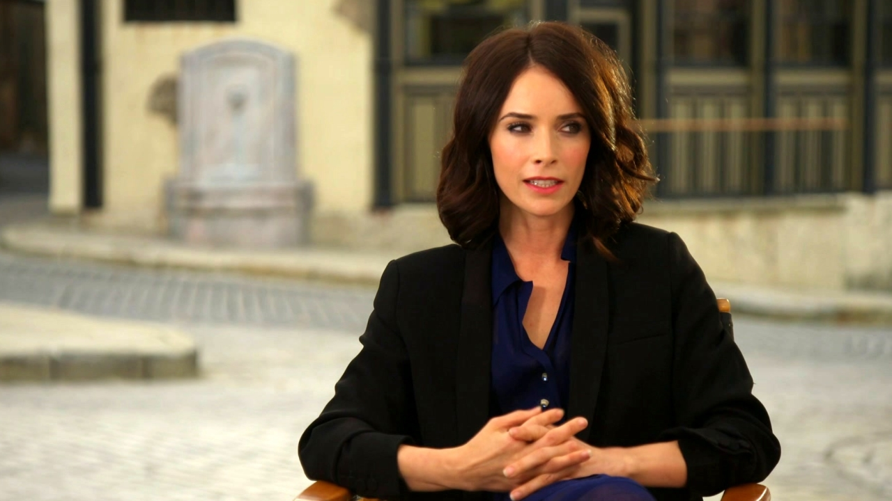 Timeless: Abigail Spencer On The Premise Of The Show