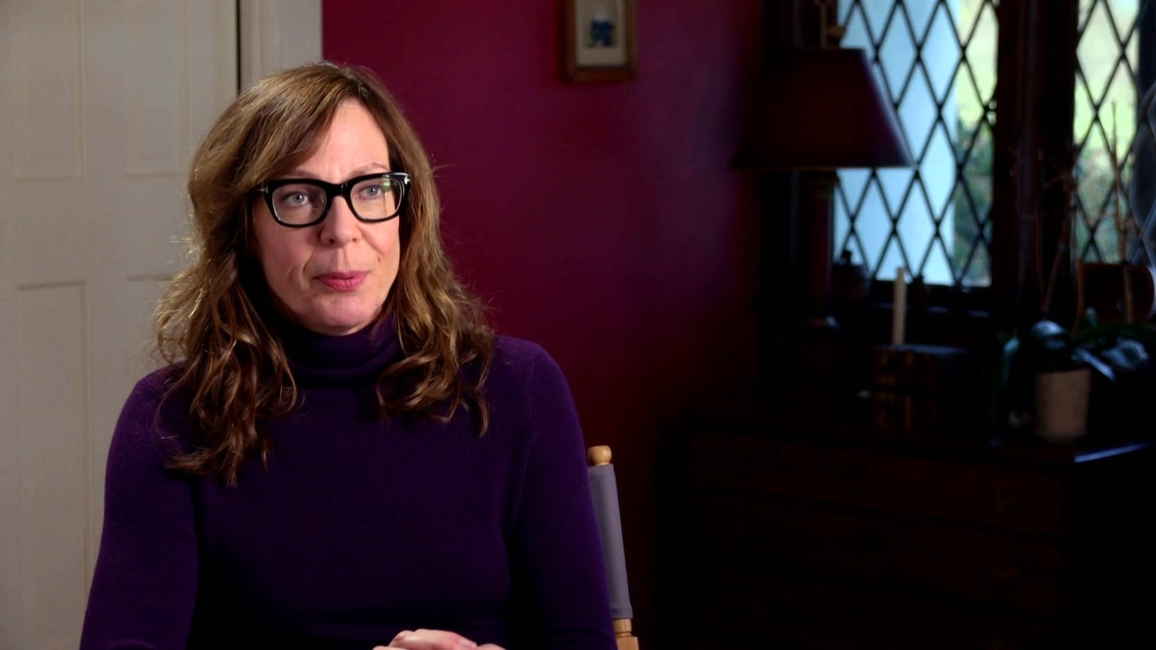 The Girl On The Train: Allison Janney On Tate Taylor