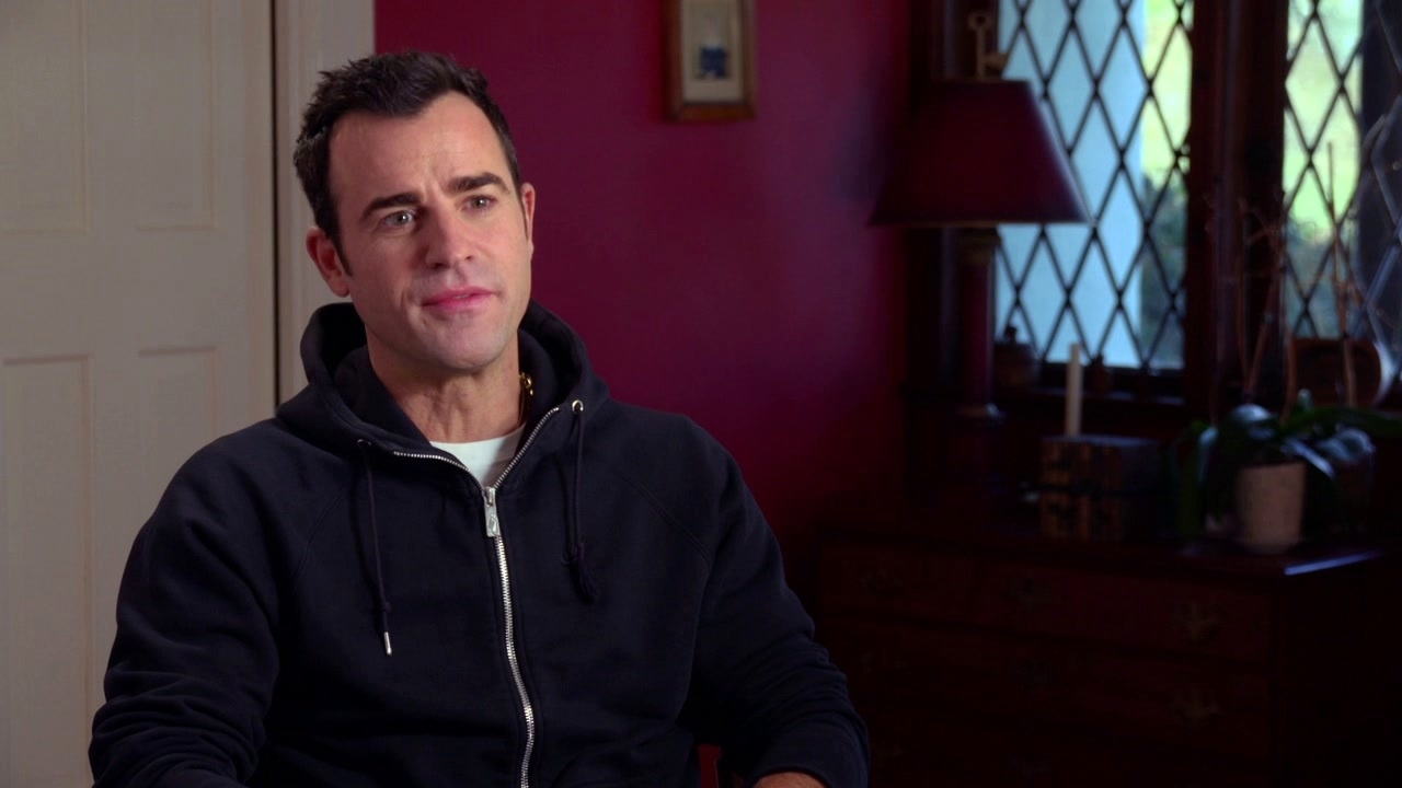 The Girl On The Train: Justin Theroux On What Drew Him To The Story
