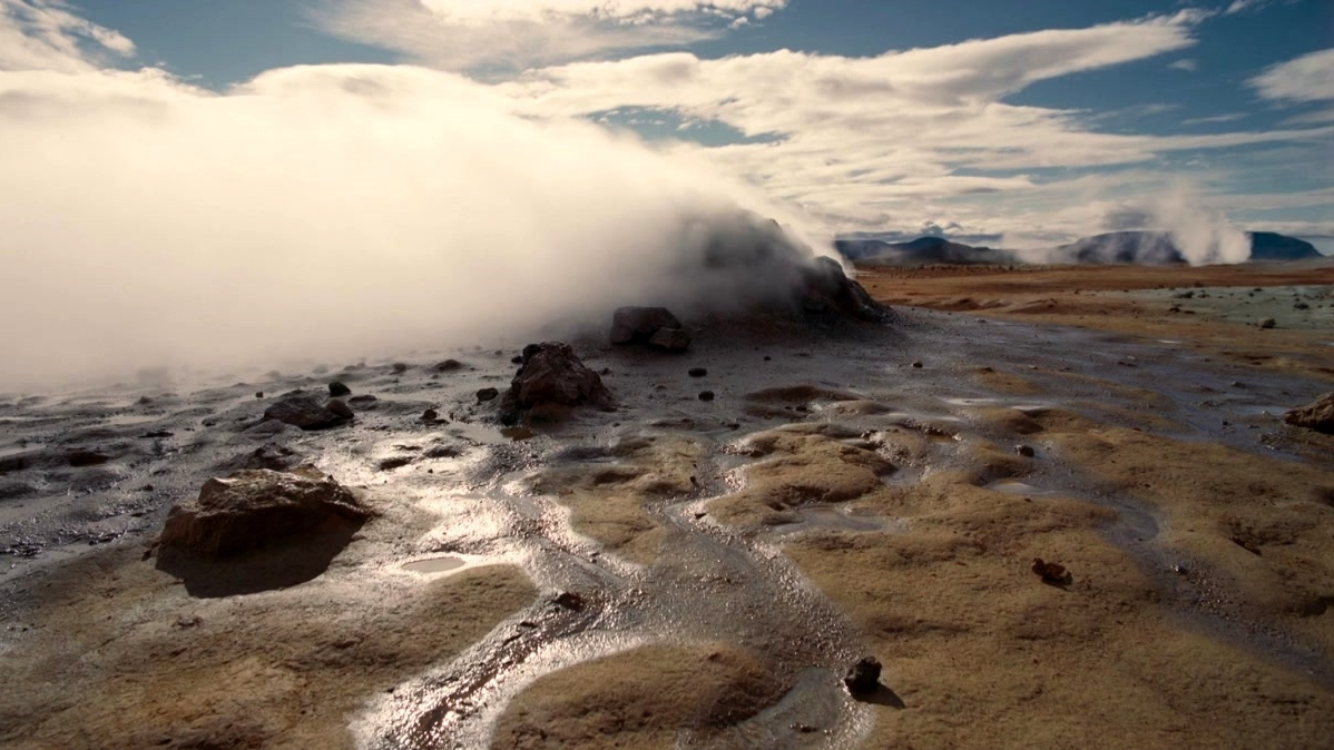 Voyage Of Time: The IMAX Experience: First Living Things