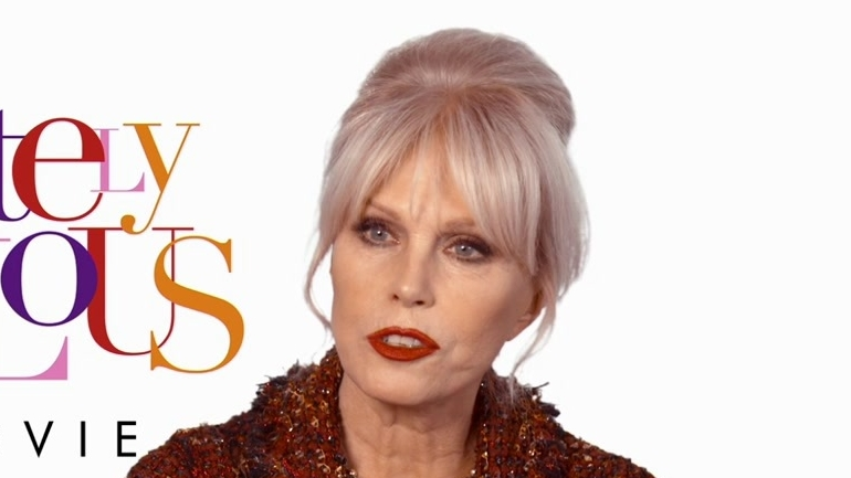 Absolutely Fabulous: The Movie: Joanna Lumley On Ab Fam's Timeless Appeal