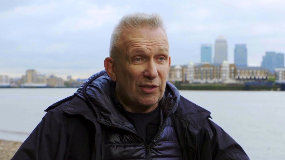 Absolutely Fabulous: The Movie: Jean-Paul Gaultier On Fashion