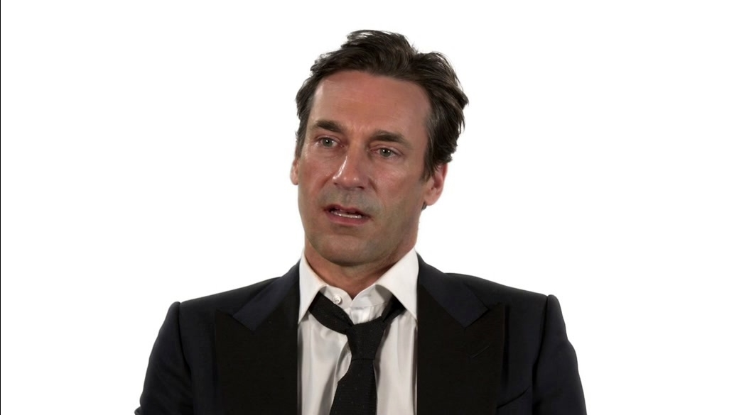 Absolutely Fabulous: The Movie: Jon Hamm On Ab Fam's Timeless Appeal