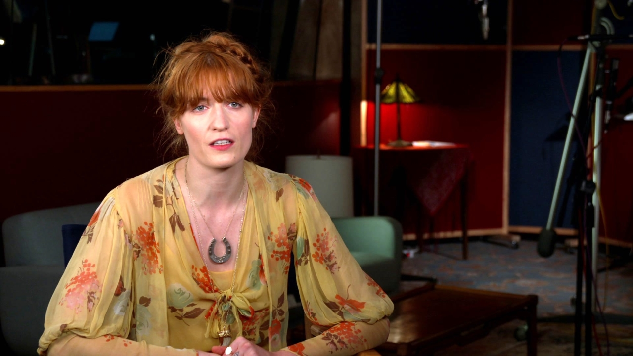Miss Peregrine's Home For Peculiar Children: Florence Welch On Tim Burton's Work