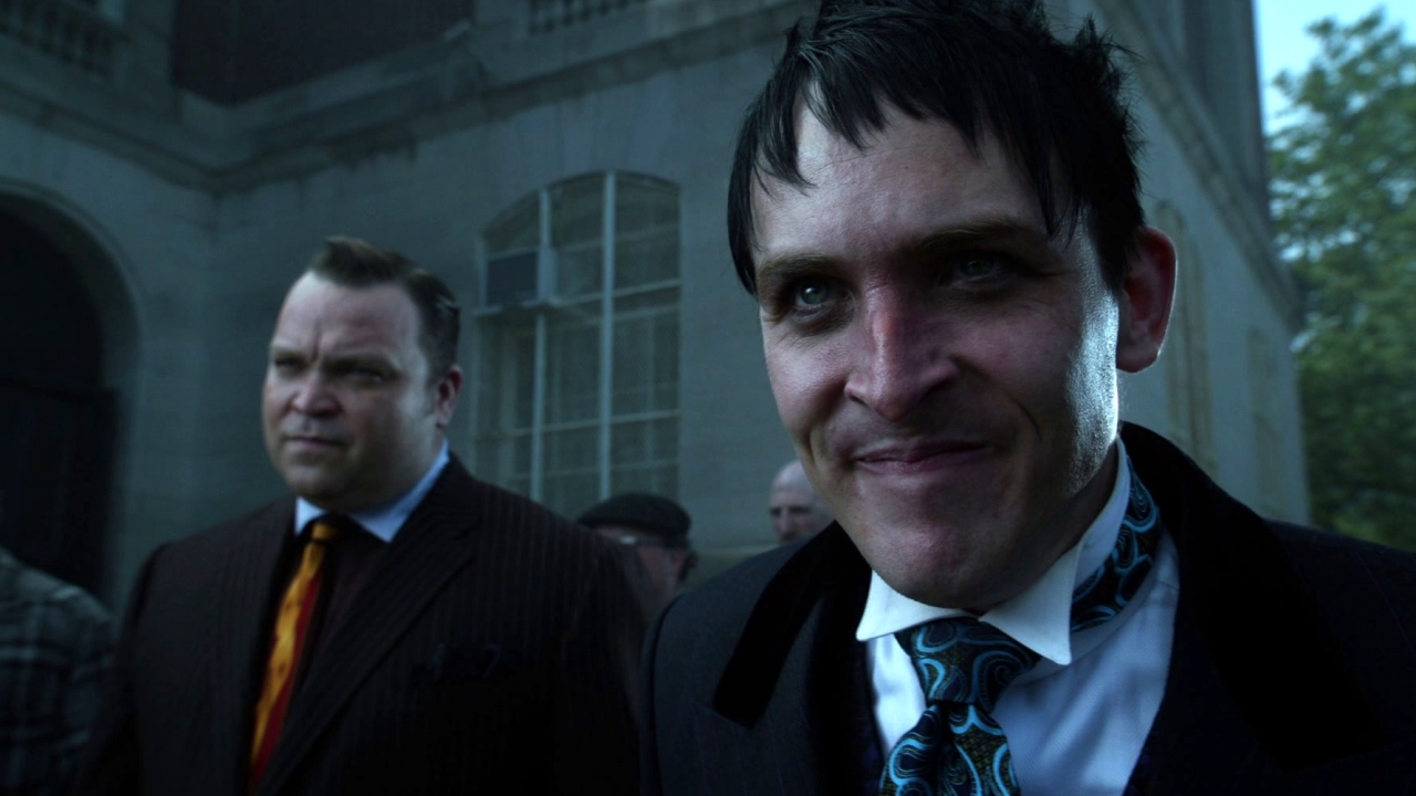 Gotham: Mad City: Look Into My Eyes