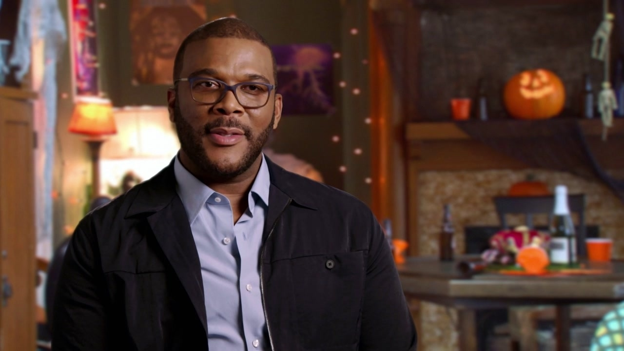 Tyler Perry's Boo! A Madea Halloween: Tyler Perry On His Characters