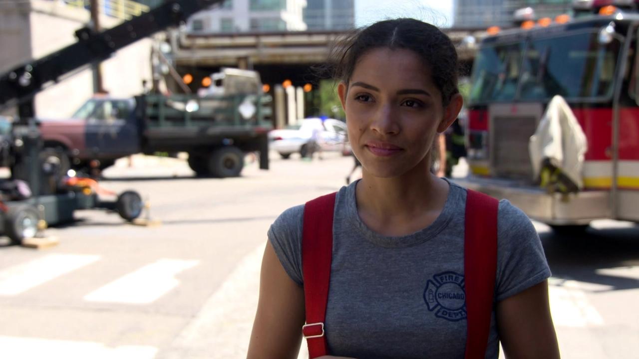 Chicago Fire: Miranda Rae Mayo