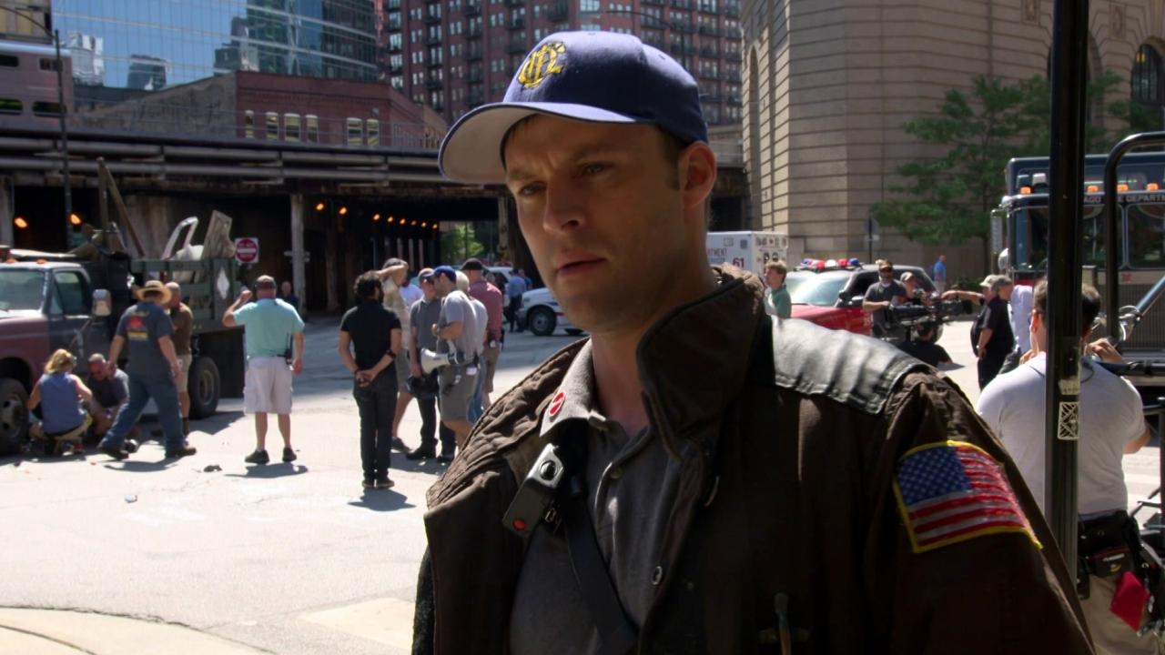 Chicago Fire: Jesse Spencer