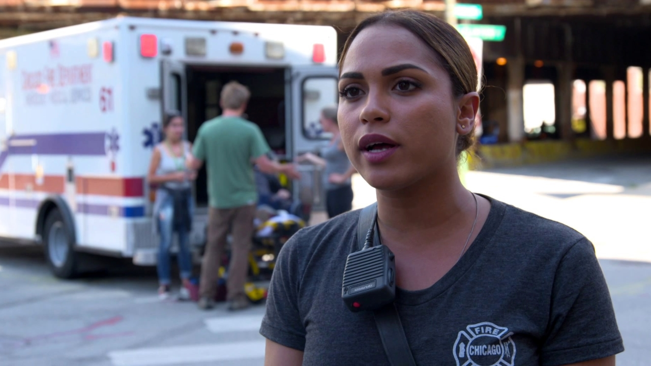 Chicago Fire: Monica Raymund