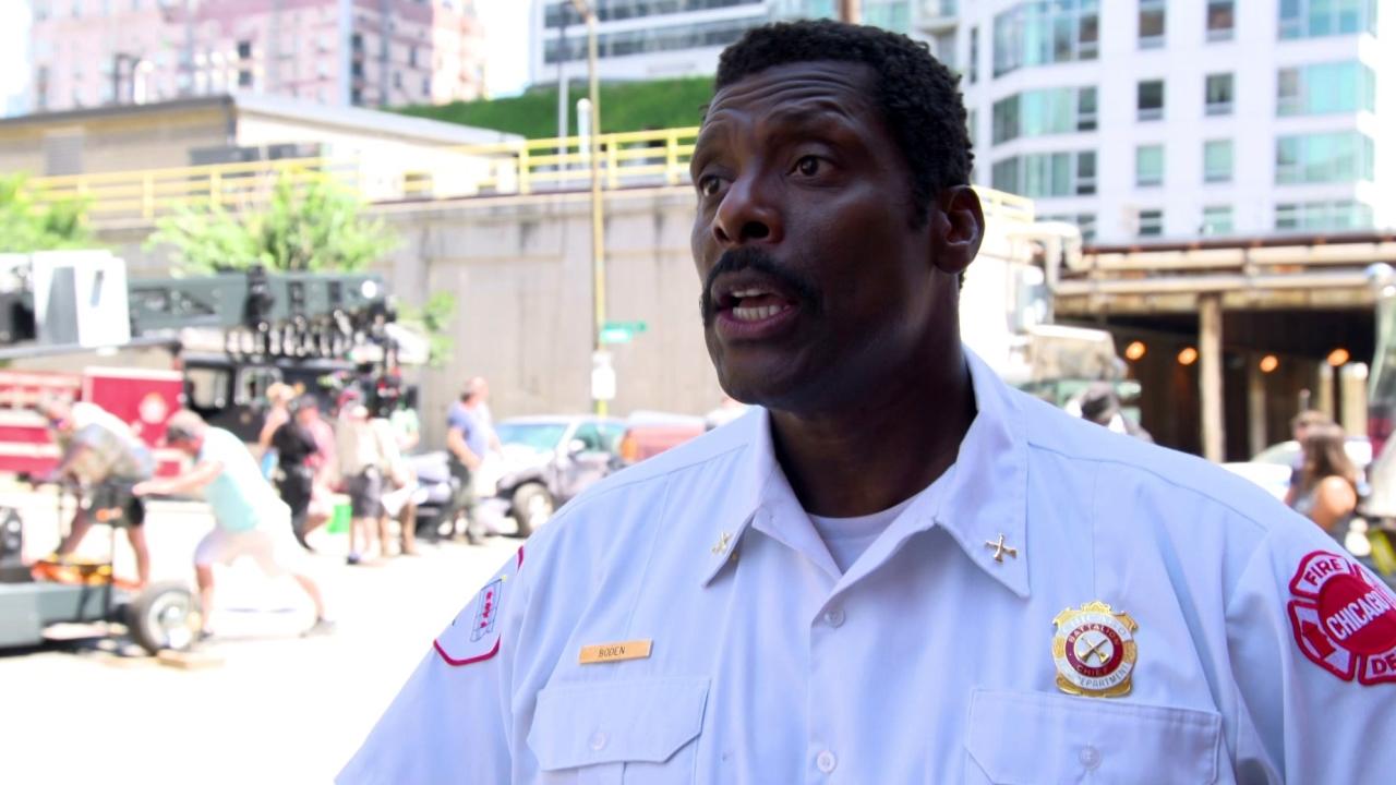 Chicago Fire: Eamonn Walker