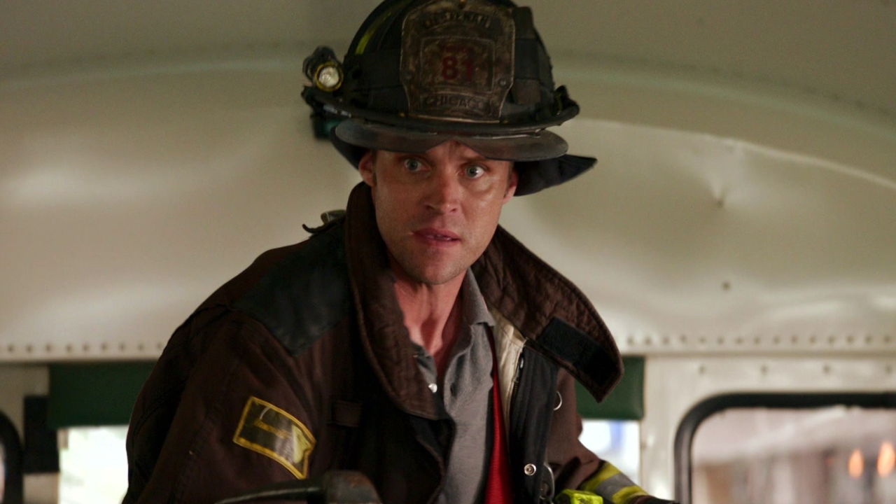 Chicago Fire: Bus Accident