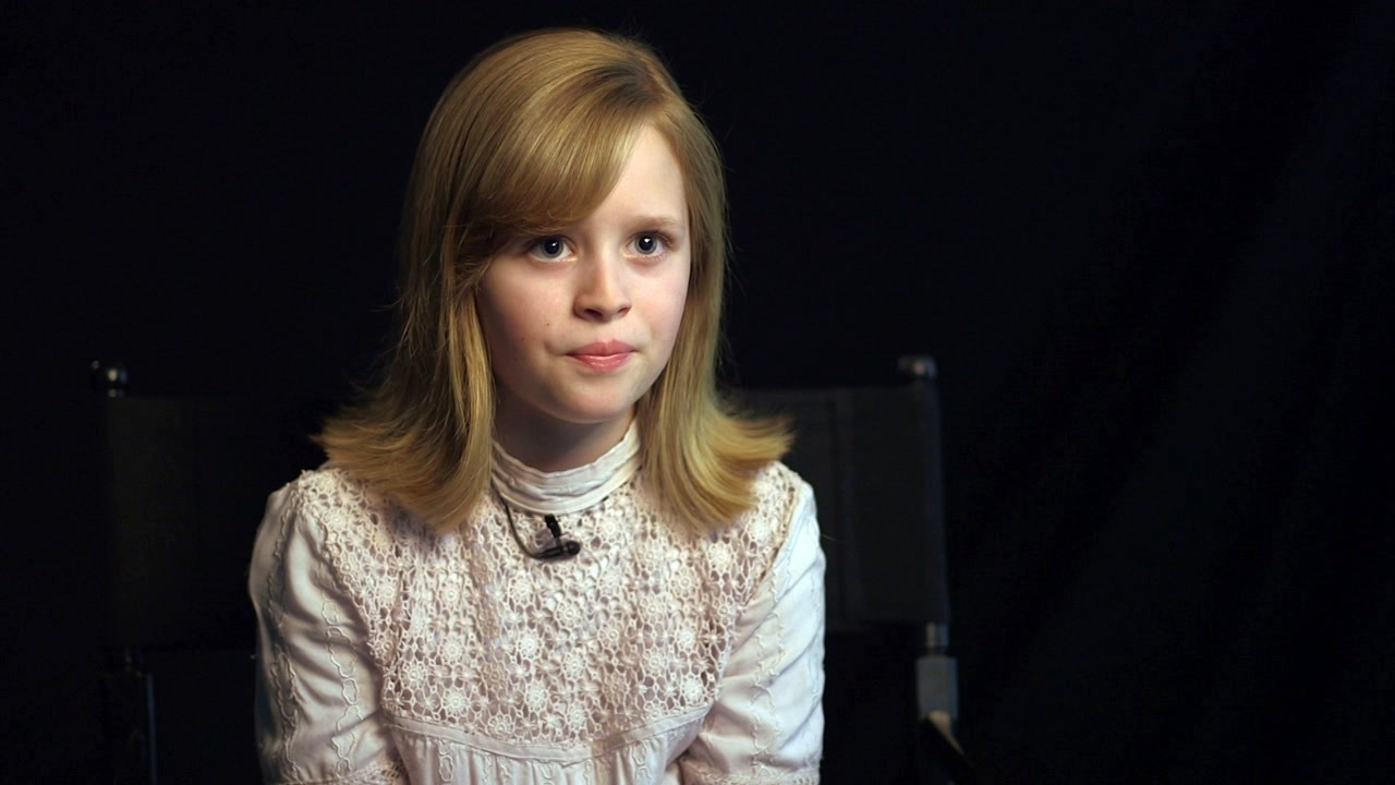 Ouija: Origin Of Evil: Lulu Wilson On What This Film Is About