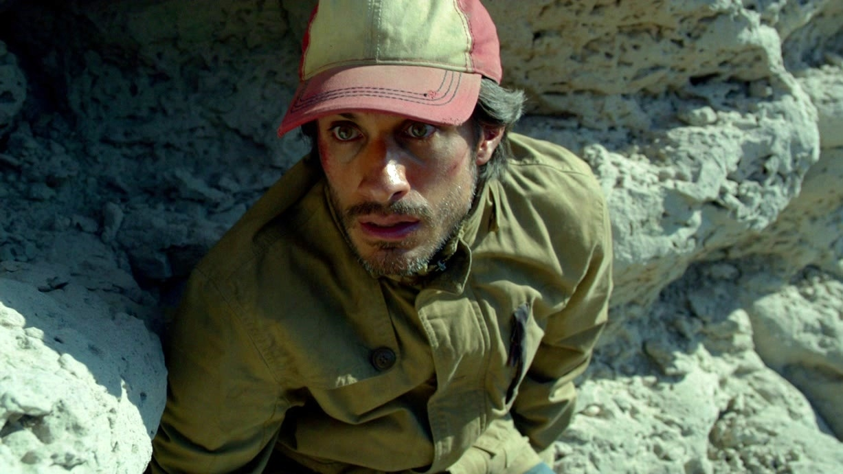Desierto: Cat And Mouse (US)