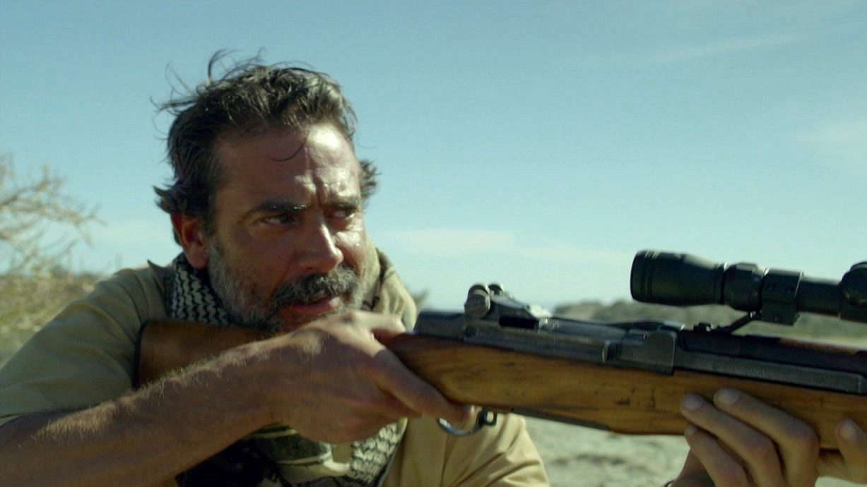 Desierto: Now You're Catching On (US)