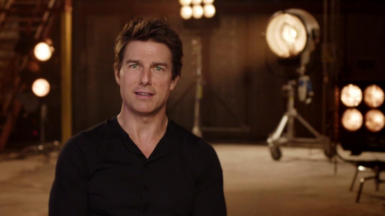 Jack Reacher: Never Go Back: Tom Cruise Part 1