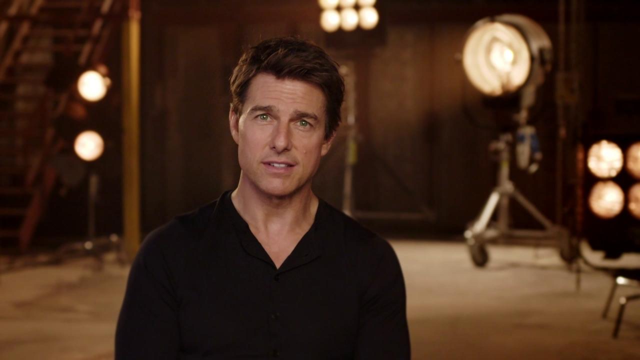 Jack Reacher: Never Go Back: Tom Cruise Part 2