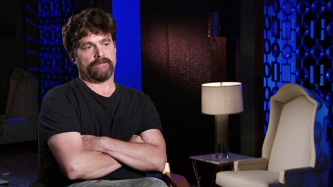 Keeping Up With The Joneses: Zach Galifianakis On The Cast