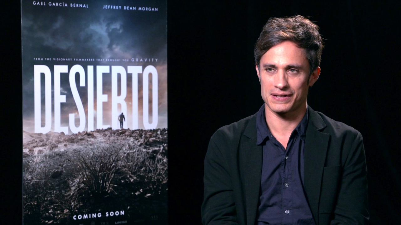 Desierto: Gael Garcia Bernal On What Audiences Can Expect