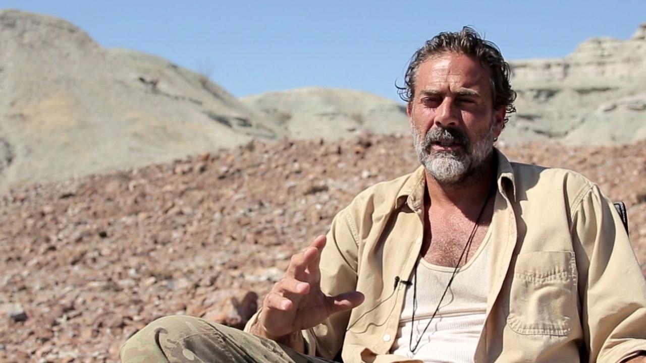 Desierto: Jeffrey Dean Morgan On Playing 'Sam'