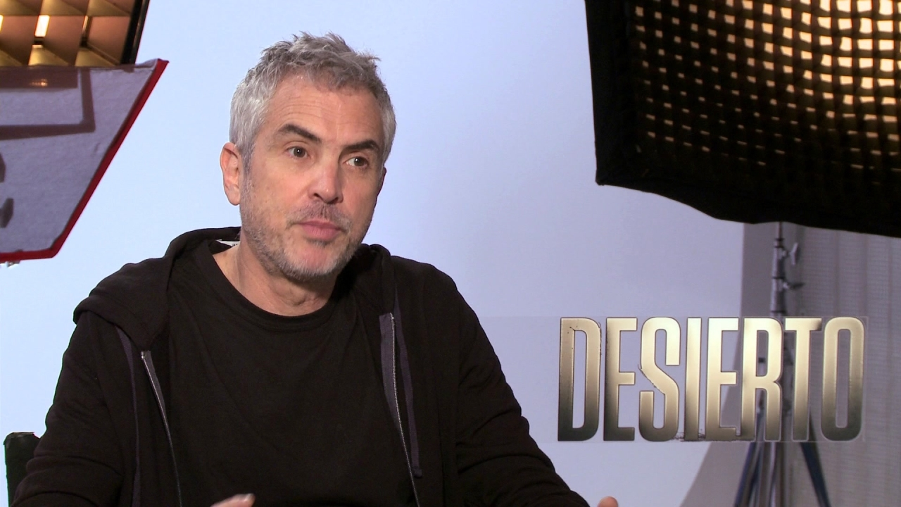 Desierto: Alfonso Cuaron On Collaborating With Jonas