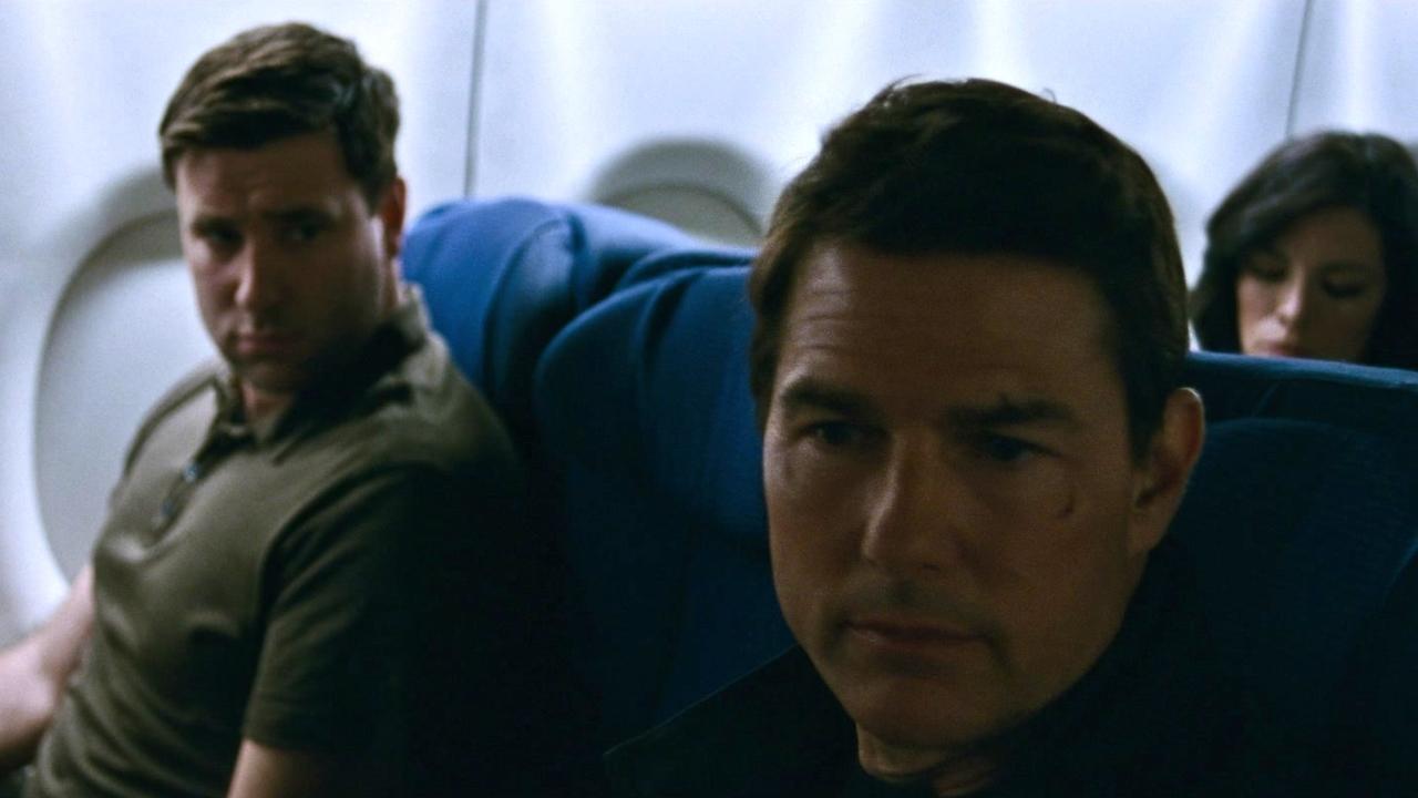 Jack Reacher: Never Go Back: Plane Fight