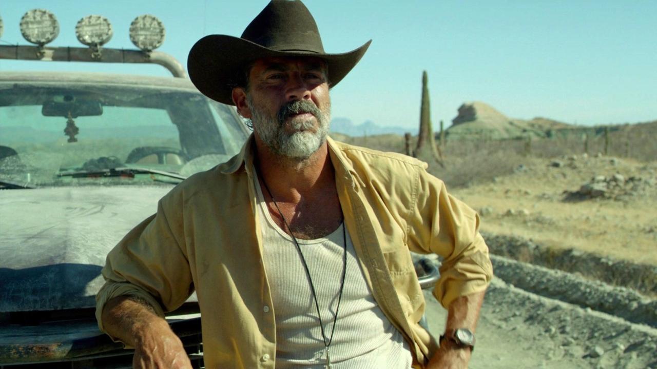 Desierto: Border Patrol Stop (US)