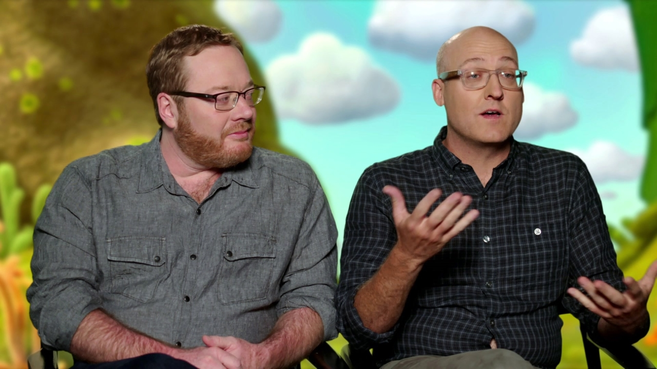 Trolls: Mike Mitchell And Walt Dohrn On Why They Joined The Film