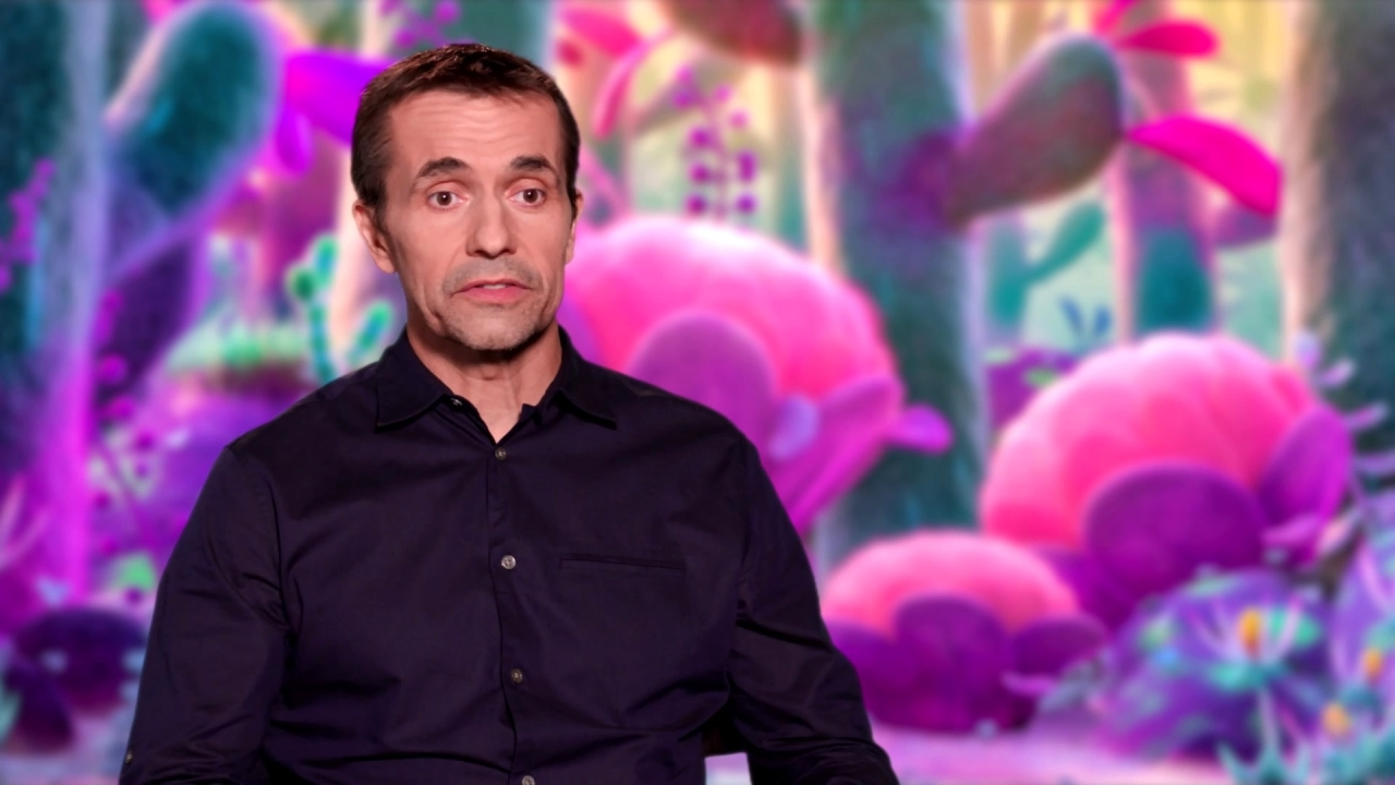 Trolls: Philippe Denis On The Visuals In The Film